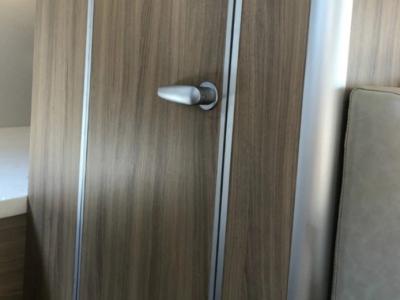 Ручка дверная туалетная с замком