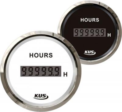 Счетчик моточасов цифровой 0-99999, 9 ч.