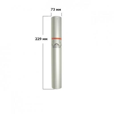 Стойка Plug-in L229 мм/D73 мм, съемная под сидение
