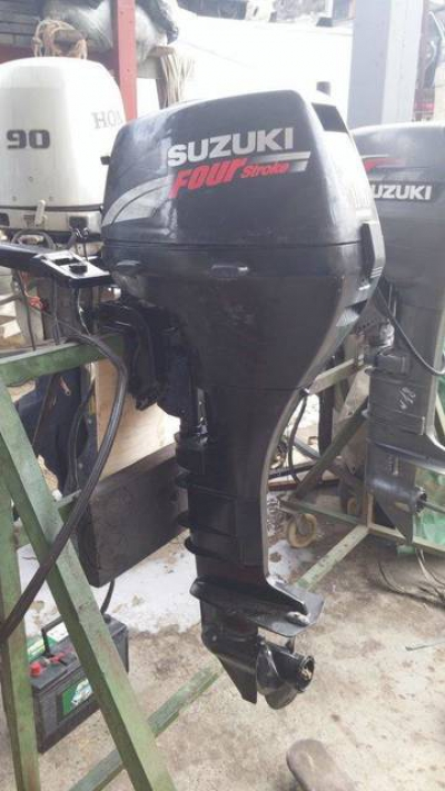 Suzuki DF15 4-х тактный