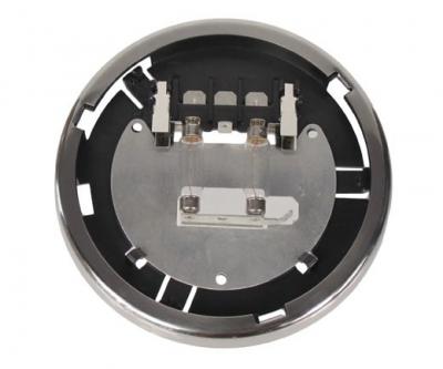 Светильник каютный, нержавейка, 12 В, 20 Вт, D145 мм