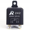 Реле (соленоид) 12В 200А RL242 12V 200A