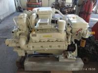 Caterpillar 3208 дизельный V8