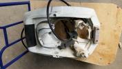 Транцевый узел Volvo Penta 290 с гидроциллиндрами
