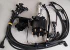 Трамблёр, катушка, бронепровода V8 комплект зажигания Delco