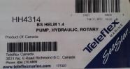 Насос для системы гидравлического управления BayStar HH4314