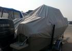 Yamaha Belfino складная крыша + переборка + стояночный тент