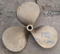 Винт D650 P370 d50