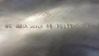 Mercruiser Alpha, Bravo I (Mercury 135-250) 3 x 14 x 19 правый+левый оригинал