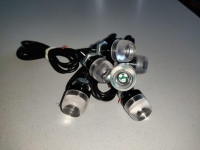 Подсветка палубы 9W 12V 3030SMD LED