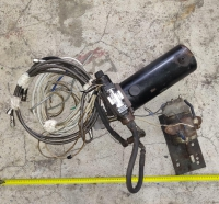 Гидронасос реверсивный электрический 24в