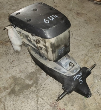 Yamaha diesel DP 6U4 двухвинтовая верх