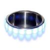 Подсветка под подстаканник LED голубая