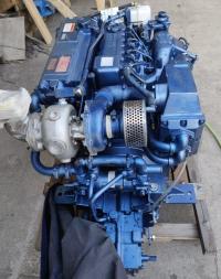 Nissan Diesel BD30 лодочный дизель с редуктором