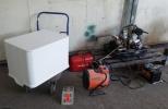 Дизельный катерный морской генератор Ruggerini 5кВт