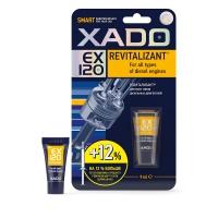 Ревитализант ХАДО EX120 для всех типов дизельных двигателей