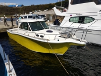 Yamaha FR32EX, 2010 г. Супер катер для рыбалки