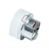 Интерьерный светильник 45х40мм тёплый белый 3W 12v акрил/алюминий