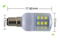 Лампа LED в судовые светильники 4Вт 12в цоколь B15