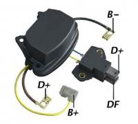 Регулятор напряжения генератора с выносным щёточным узлом 12v Valeo VP