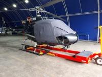 Вертолёт мягкий чехол на флисовой основе