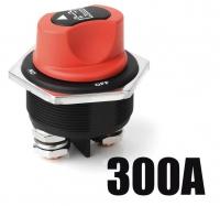 Выключатель массы врезной 300а