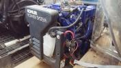 Генератор бензиновый катерный Kohler 7_3E 7.3 кВт