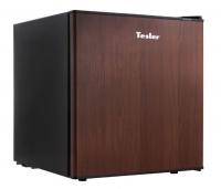 Холодильник мини-бар Tesler RC-55 Wood 220в