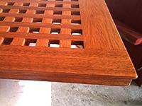 Отделка древесиной пальмы Бату-Балао