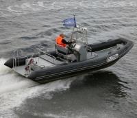 Баллон клёпаный для лодки БЛ680
