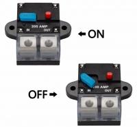 Автомат защиты сети флажковый 100A/150A/200A/300A