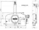 Дистанционное управление Suzuki DF25-250 накладное