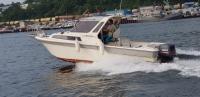 Yamaha FR23 - стоящий катер для рыбалки