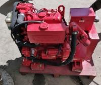 Дизельный катерный морской генератор Westerbeke 6кВт