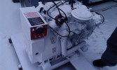 Бензиновый катерный генератор Westerbeke