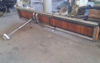 Гидравлический трап Kingone для катера