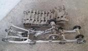 Гусеница с подвеской Yamaha Nitro MTX