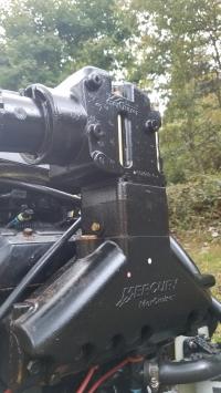 Mercruiser 4,3L EFI бензиновый