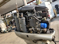 Лодочный мотор Honda BF-200 нога Х