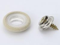 Заглушка под саморез 3,5/4,2мм с тканным колпачком