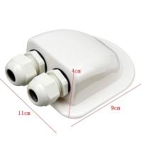 Коробка водонепроницаемая под кабельные вводы