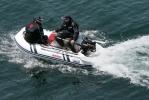 Лодка надувная ПВХ Suzumar DS265KIB