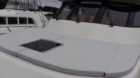 Матрас - лежак для загара на нос катера 155х207см