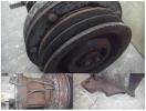Насос гидравлический с клатчем 24в 12-768 SHIMADZU
