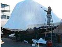 Подготовка катера к зиме
