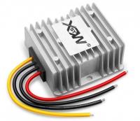Преобразователь напряжения бортовой сети 12В > 24В 15А (360Вт)