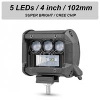 Прожектор светодиодный двухлучевой 4 дюйма 50W 12V