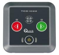 Пульт управления подруливающим устройством, кнопки
