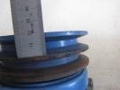 Редуктор лебёдки с турачкой и клатчем 1:30 24v Behpony SW600