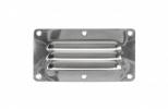Решетка воздухозаборника 127х65х0.8 мм